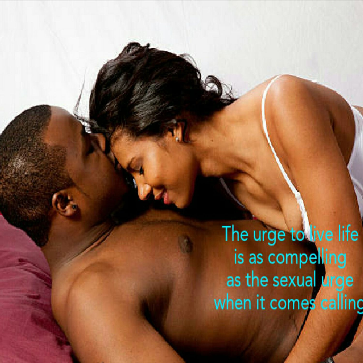 Life Is Like A Sexual Intercourse