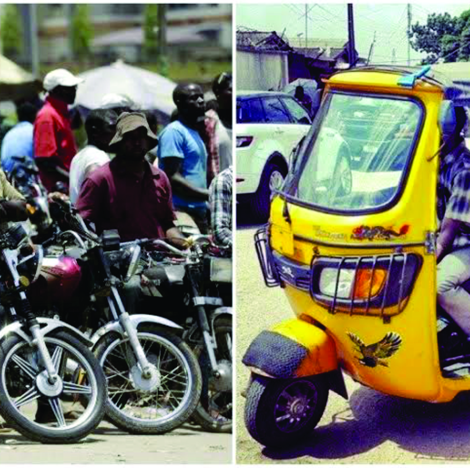 Life in Lockdown: The Akwa lbom Drivers' Experience