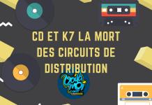 CD ET K7 au Cameroun