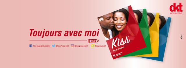 Préservatif Kiss
