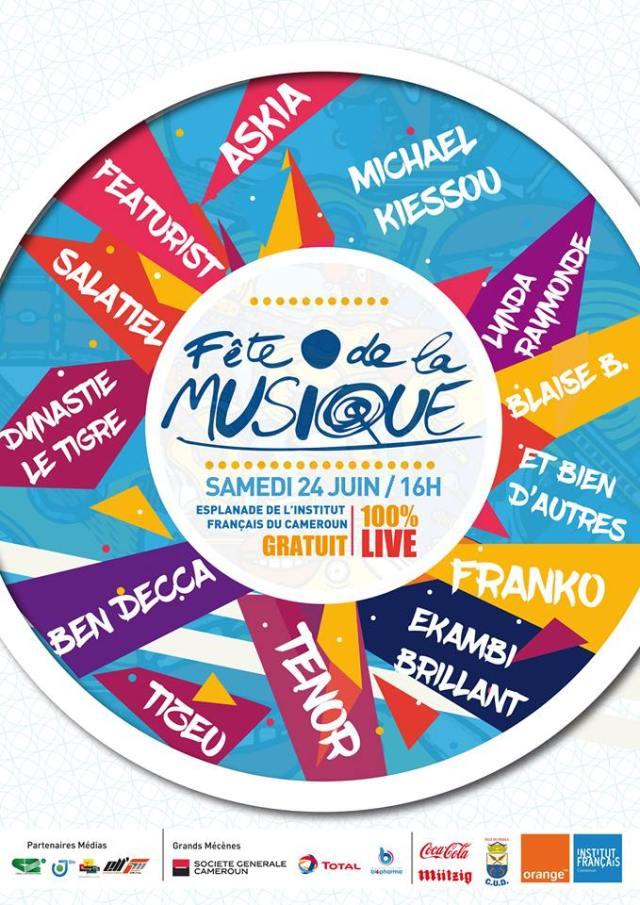 Fete de musique 2017 - IFC Douala