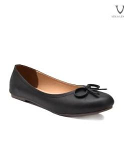 Flat Shoes kulit Asli Voila Carla