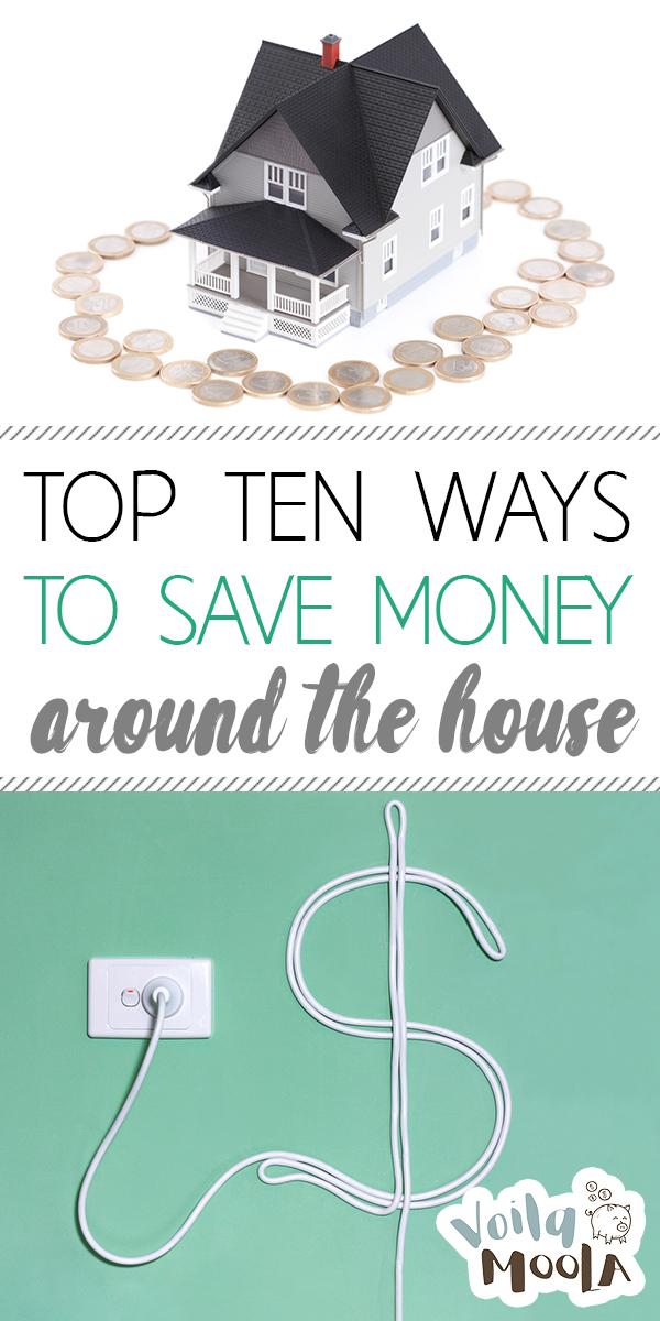 Save Money Around the House | How To Save Money Around the House | Tips and Tricks for Saving Money | Save Money 101 | Hacks for Saving Money