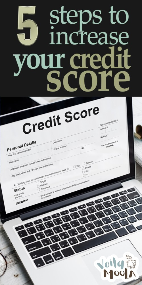 Steps To Increase Your Credit Score | credit | credit score | good credit score | ways to increase your credit score | how to | how to increase your credit score