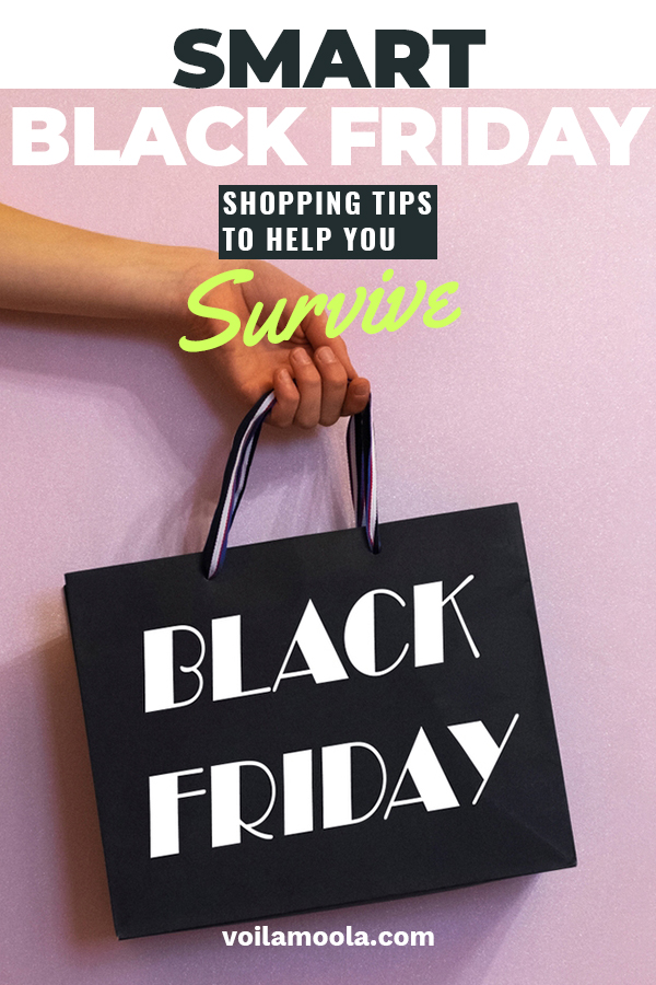 For weeks before the Thanksgiving holiday you are flooded with Black Friday ads. But how do you know which sale is really the best? Voila Moola wants to help you become a smart Black Friday shopper. Check out our tips to make the most of the biggest shopping day of the year. #smartblackfridaytips Blackfridayshopping
