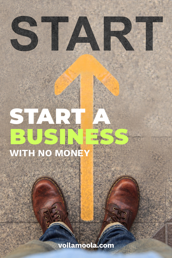 Have an idea, but no money? That's one of the most common reasons that people don't start a business. Just because a lot of people do this doesn't mean you should too. So many people give up before the game gets started and they really don't have to. We want to share with you some tips that will help you feel confident about starting a business with no money. NO Kidding! Keep reading to learn more. #startabusinesswithnomoney #businesstips #howtostartabusiness