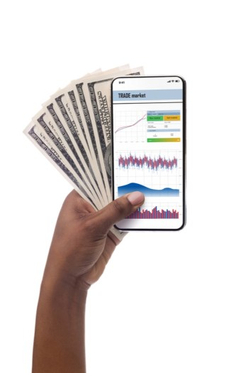 If you've got a smartphone, then you need one of the best investing apps for beginners. They are so easy to use and you'll be amazed at how much money you can make.