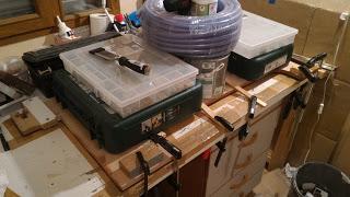 First 32 Tomiak - rénovation plancher epoxy