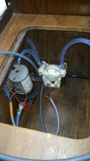 Voilier first 32 Tomiak - circuit d'eau douce