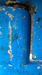 réparation safran bénéteau first 32 Tomiak watertite