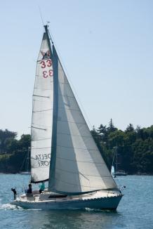 first 32, beneteau, voilier, Tomiak