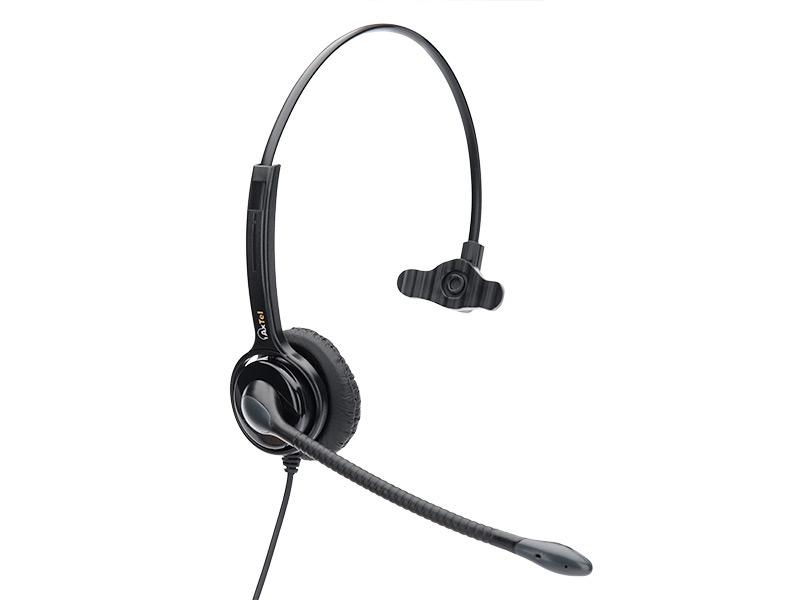 AxTel M-2 Comfort mono NC Wideband Headset (monaural)