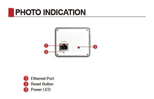 ACTi TCM-5111 H.264 Megapixel IP D/N PoE Class 2 Box Camera