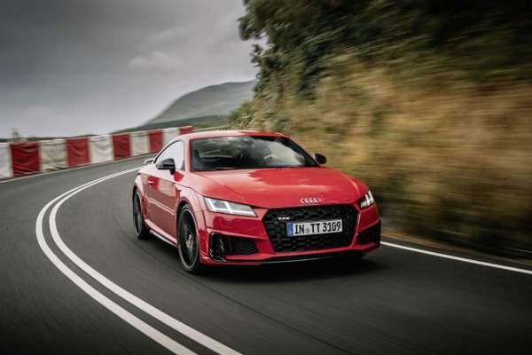 Audi TT voiture sportive à 30 000 €