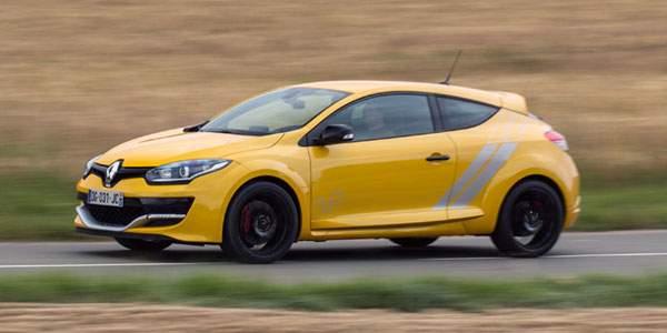 Voiture de sport Renault Megane 3 d'occasion entre 20 et 30000 €