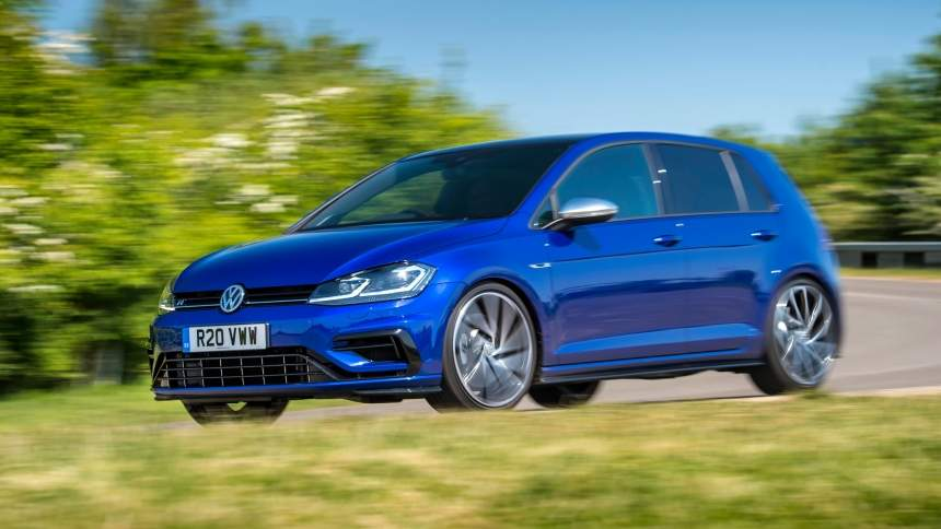 Volkswagen Golf R à partir de 30 000 €
