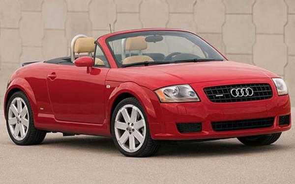 Audi TT à moins de 10 000 euros