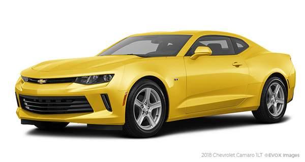 Meilleures voitures sportives : Chevrolet Camaro