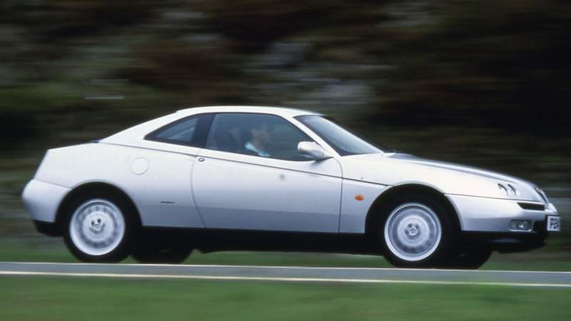 Voiture sportive à 5000 € Alfa Romeo GTV