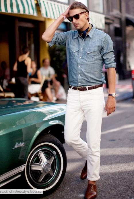 Jean Blanc Mode Homme