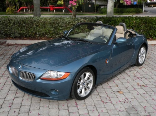 small resolution of 2003 bmw z4 3 0i roadster