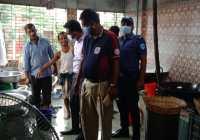 ব্রাহ্মণবাড়ীয়া সদর উপজেলায় ভোক্তা অধিকারের ৯ হাজার টাকা জরিমানা