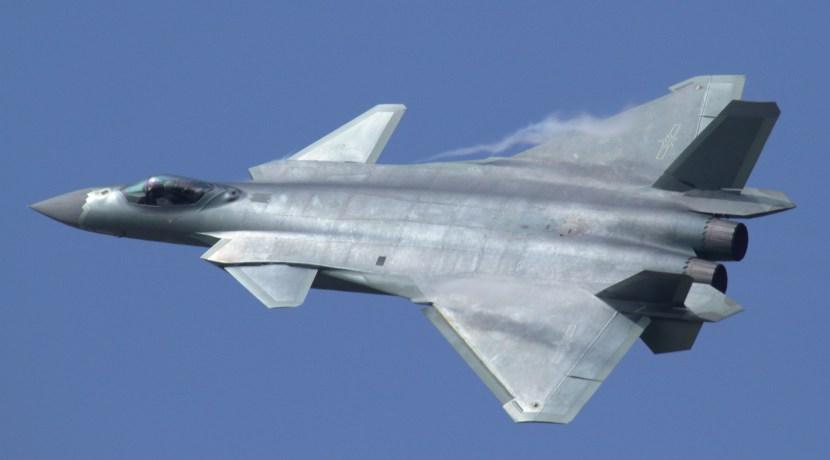 avion de chasse j20