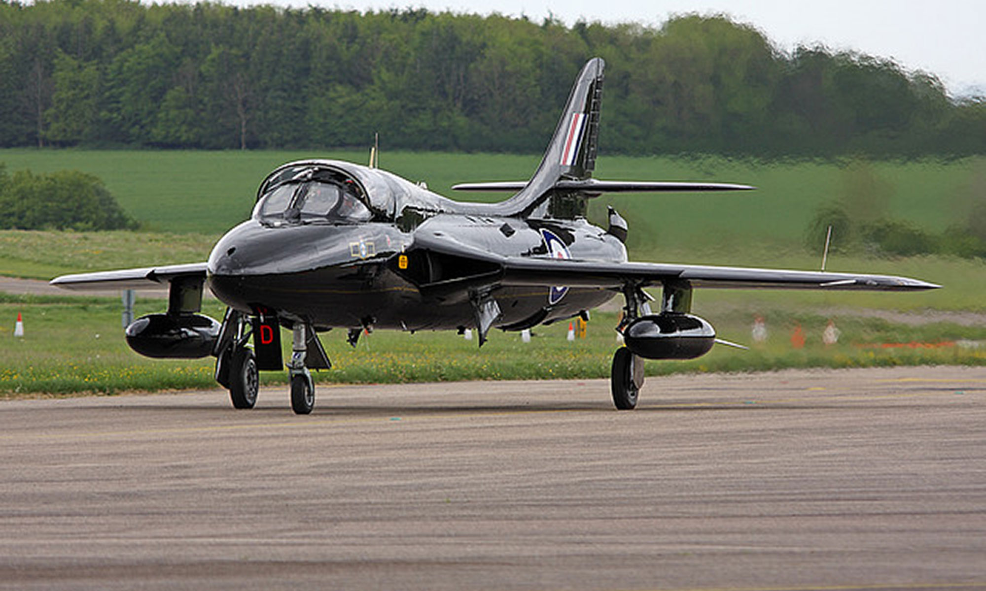 vol hawker hunter