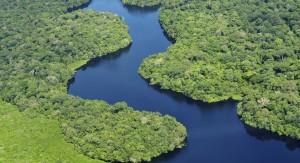 Amazon River, Manaus, Brazil