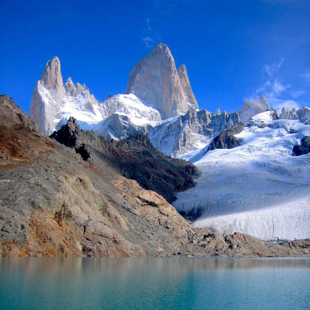 Fitz Roy, Lake, Patagonia