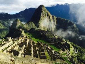 Machu Picchu Citadel, Peru