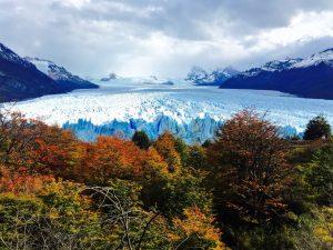 View of Perito Moreno, Patagonia, Argentina