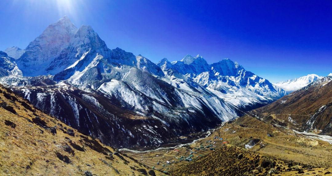 Dingboche, Nepal