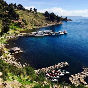 Lake Titicaca, Taquile Island, Peru