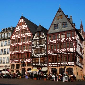 Rathaus, Frankfurt, Germany