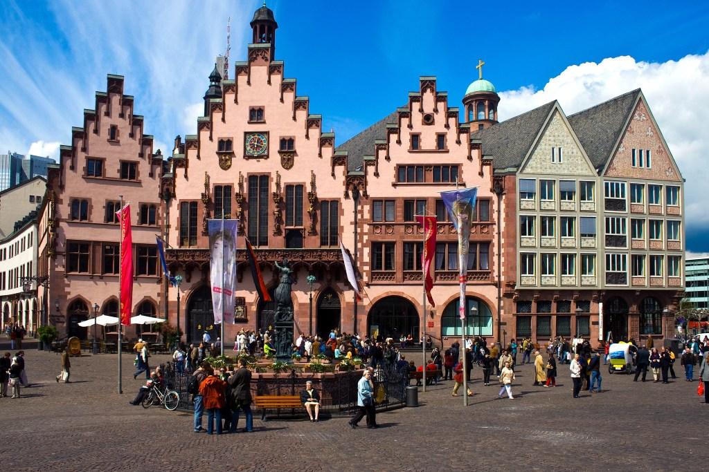 Frankfurt, Old Town, Germany