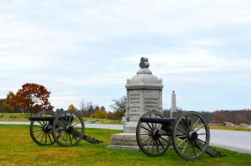 Gettysburg National Military Park, PA