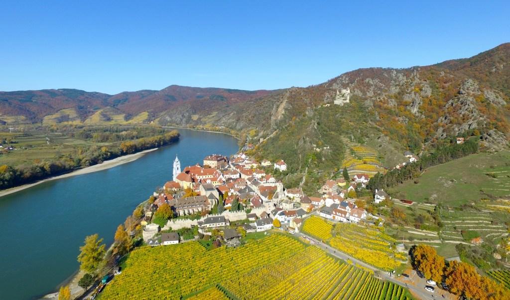 Upper Rhine River Valley, River Bend, Germany