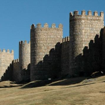 Wall of Avila, Avila