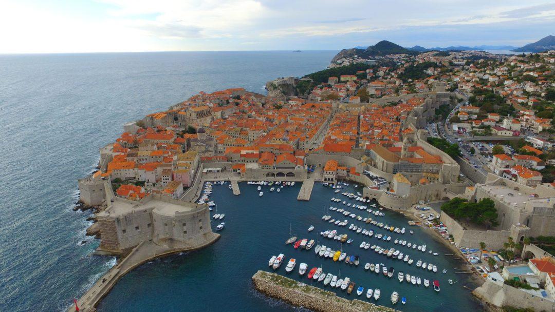 Dubrovnik Harbor, Croatia | Volant Travel