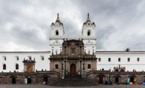 The Church and Convent of San Francisco Quito, Ecuador