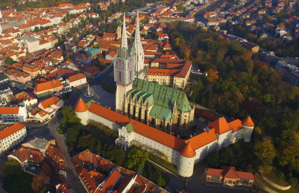 Zagreb Cathedral, Zagreb, Croatia | Volant Travel
