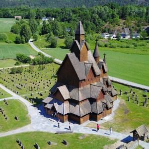 Heddal Stave Church, Notodden, Norway | Volant Travel