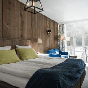 Hotel Union, Bedroom, Geiranger, Norway