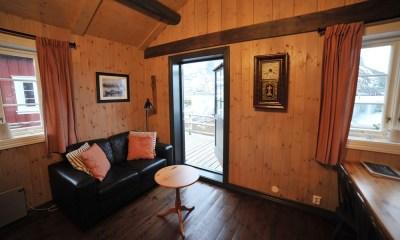 Reine Rorbu Interiror, Reine, Norway
