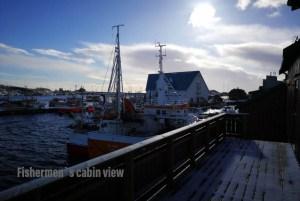 Stamsund Hotel Cabin View, Lofoten Islands, Norway