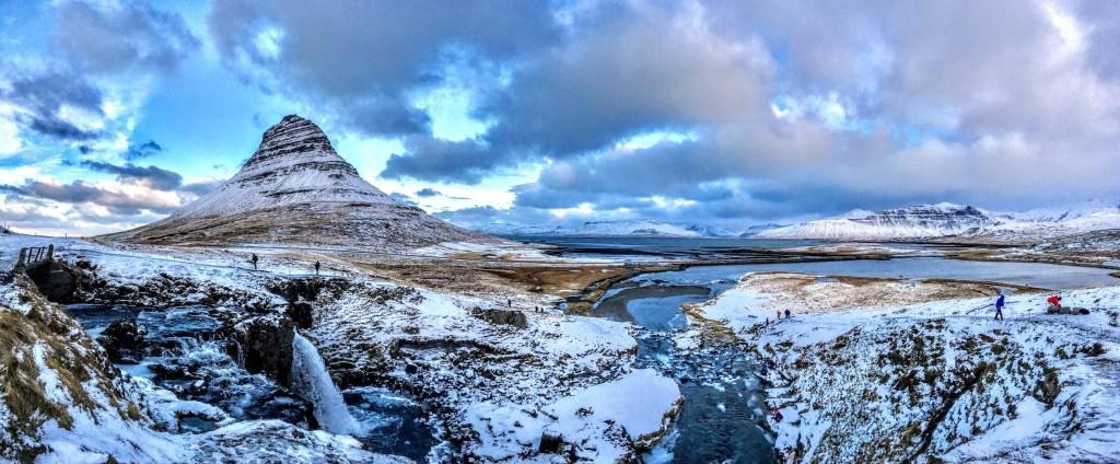Kirkjufellsfoss, Snaefelsness Peninsula, Iceland