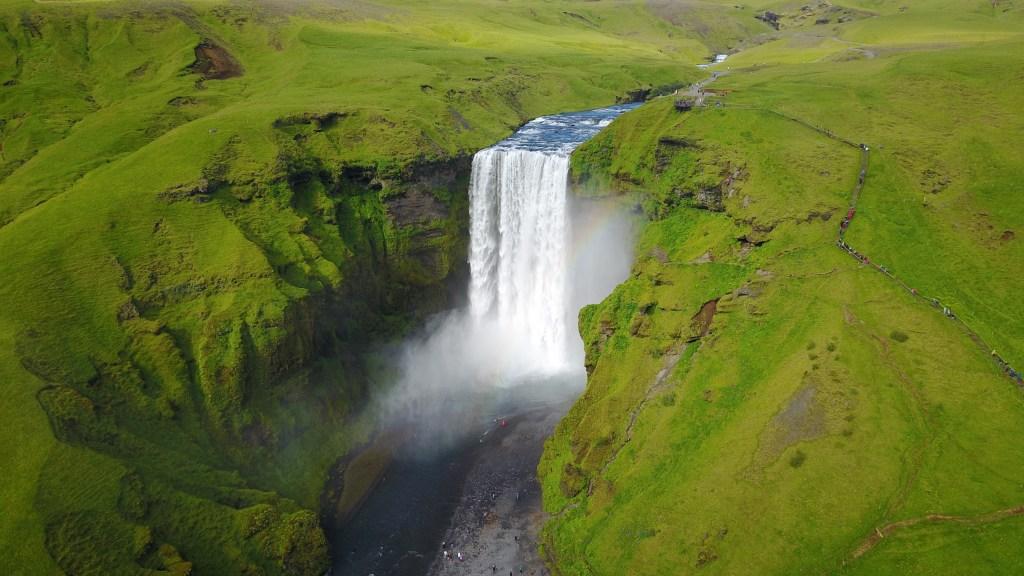 Skógafoss, South Coast, Iceland | Volant Travel