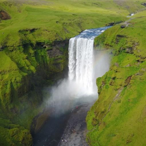Skógafoss, Iceland | Volant Travel