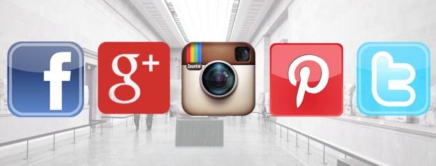 Social media in museums